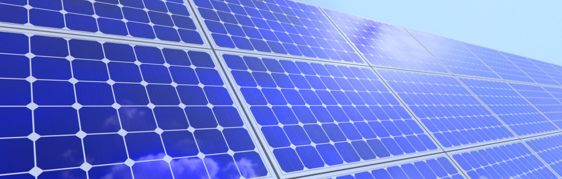banner solar anlage