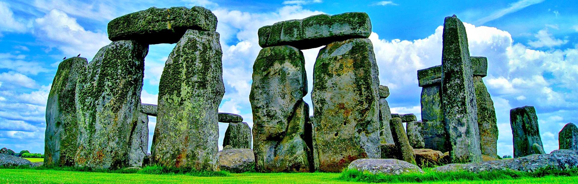 banner stonehenge
