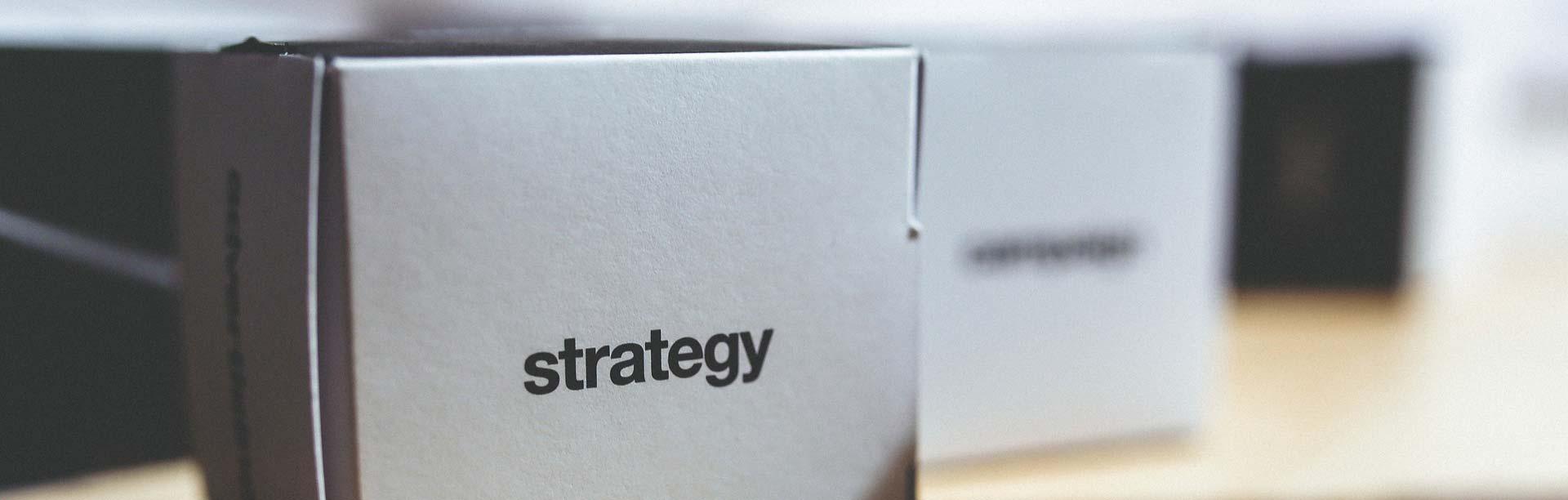 banner unternehmen  strategy