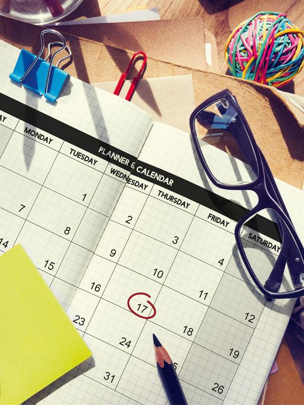 kalender brille