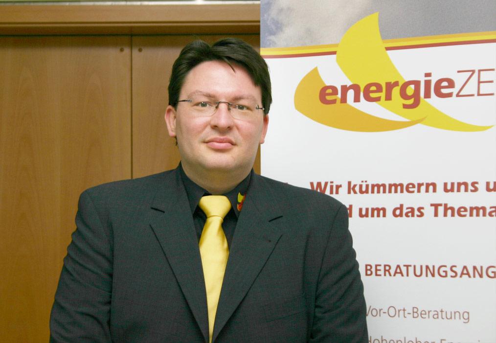 2003 Duerr erster Leiter eZ