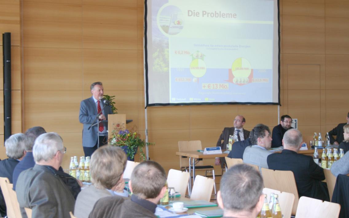 2007 Symposium Energie aus Biomasse