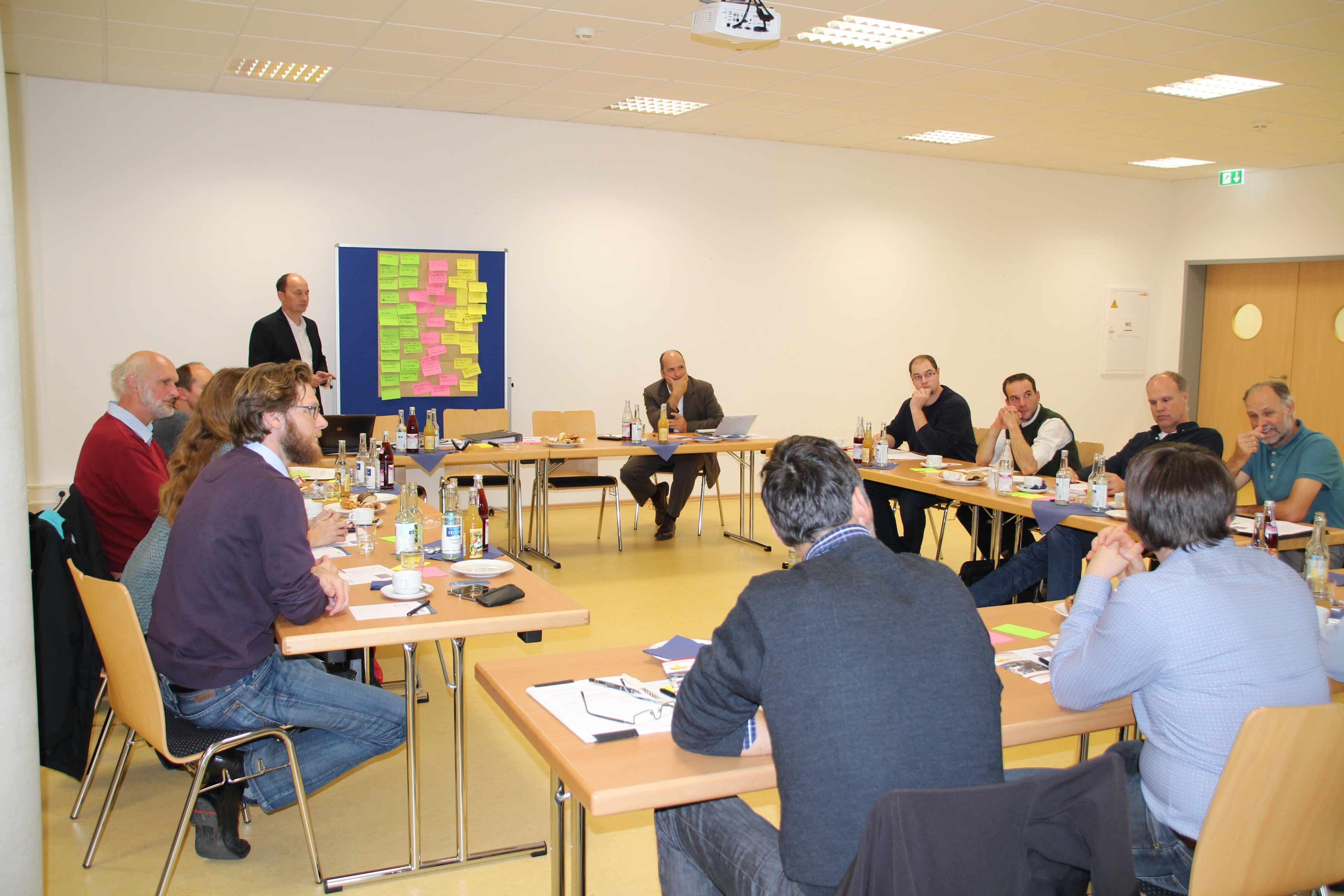 2013 Workshop Klimaschutzkonzept2015