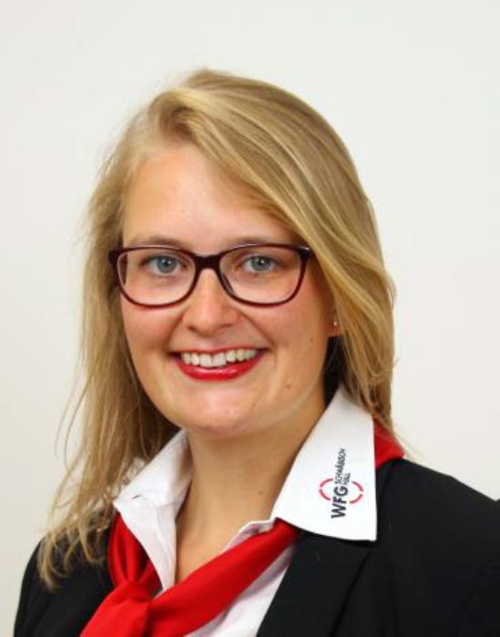 2017 Klimaschutzmanagerin Caroline Schoener