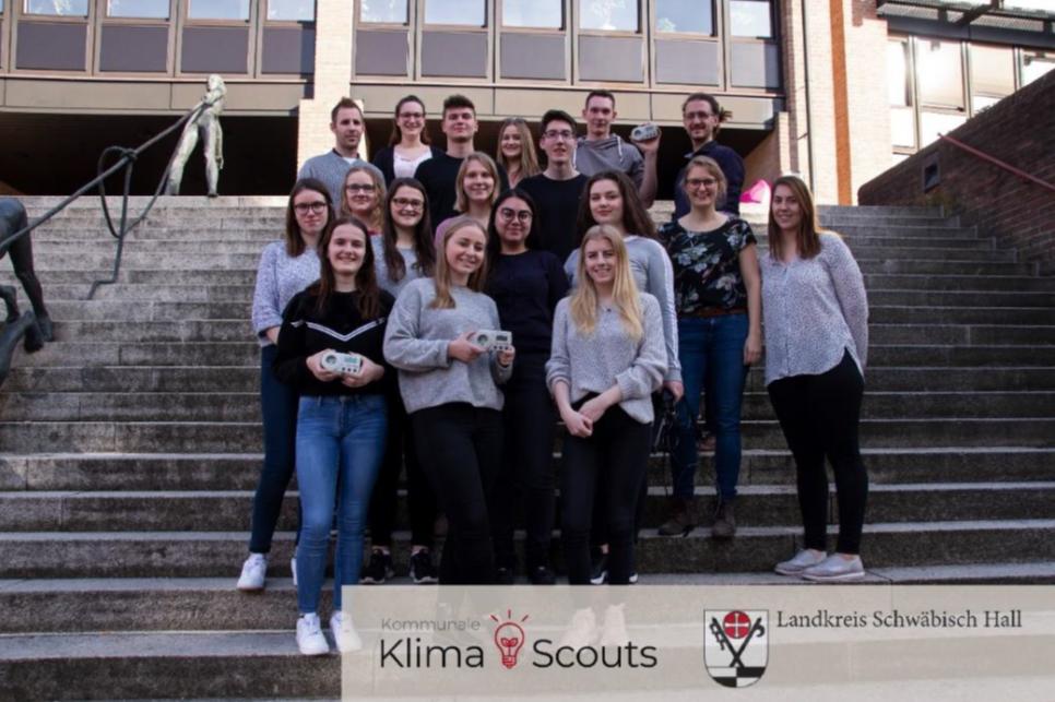 2018 Kommunale Klima Scouts LRASHA