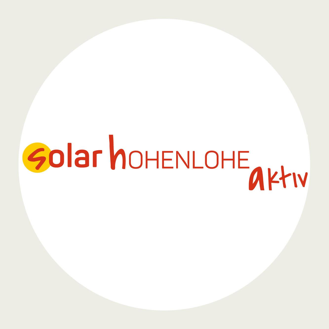 Logo SolarHohenloheAktiv